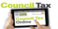 Go paperless and win a month's Council Tax payment