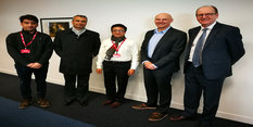 Punjabi leaders' visit confirms Nottingham as a beacon in green city management