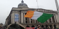 Big celebrations in Nottingham for St Patrick's Day