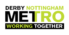 Derby Nottingham Metro approach could give an £11bn boost to the local economy, says new report