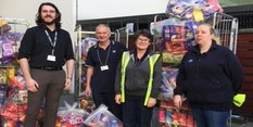 Businesses donate close to 3,000 Easter eggs for Nottingham children