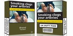 Man prosecuted for storing illegal tobacco in a car