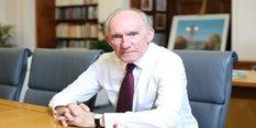 Freeman of the City honour for Sir David Greenaway