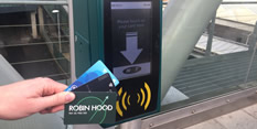 Touch and go! Nottingham public transport to go contactless