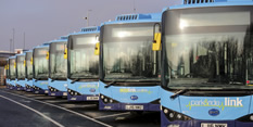 Just the ticket! Council in the running for four UK Bus Awards