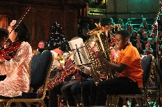 1,000+ Nottingham pupils to perform in Christmas in the City concerts