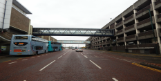 Overnight Collin Street closures to remove Broadmarsh pedestrian bridges