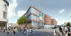 Plans approved for two new developments as new Broadmarsh area starts to take shape