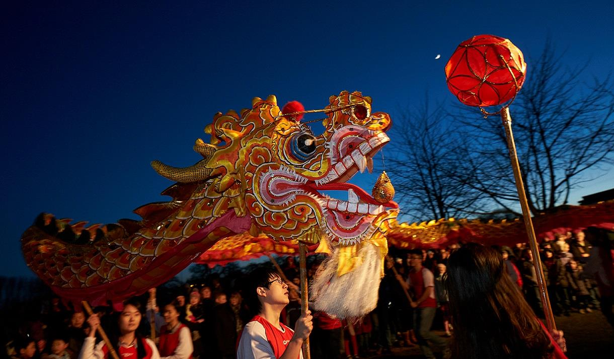 Celebrate the Year of the Dog as Chinese New Year comes to ...