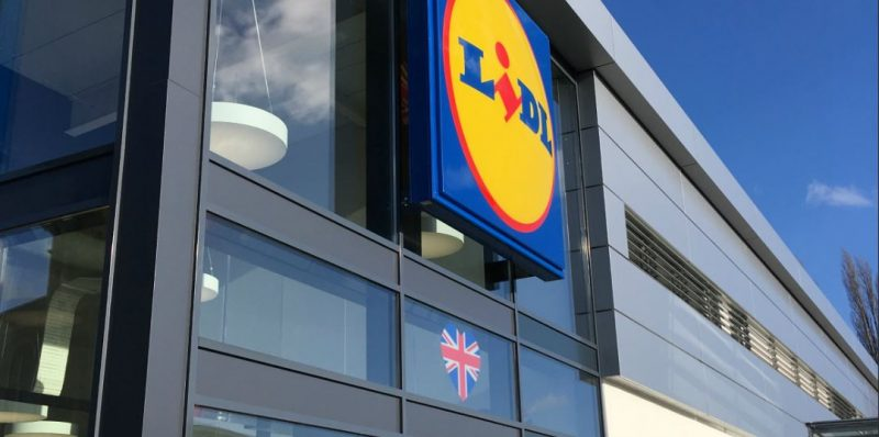 Lidl Store Bulwell