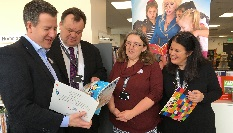 Dolly Parton Imagination Library launches in two more Nottingham wards
