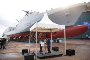 HMS trent 1