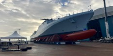 Nottingham helps launch new Royal Navy boat