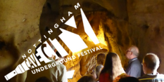 Nottingham Cave City Underground Festival – one week to go