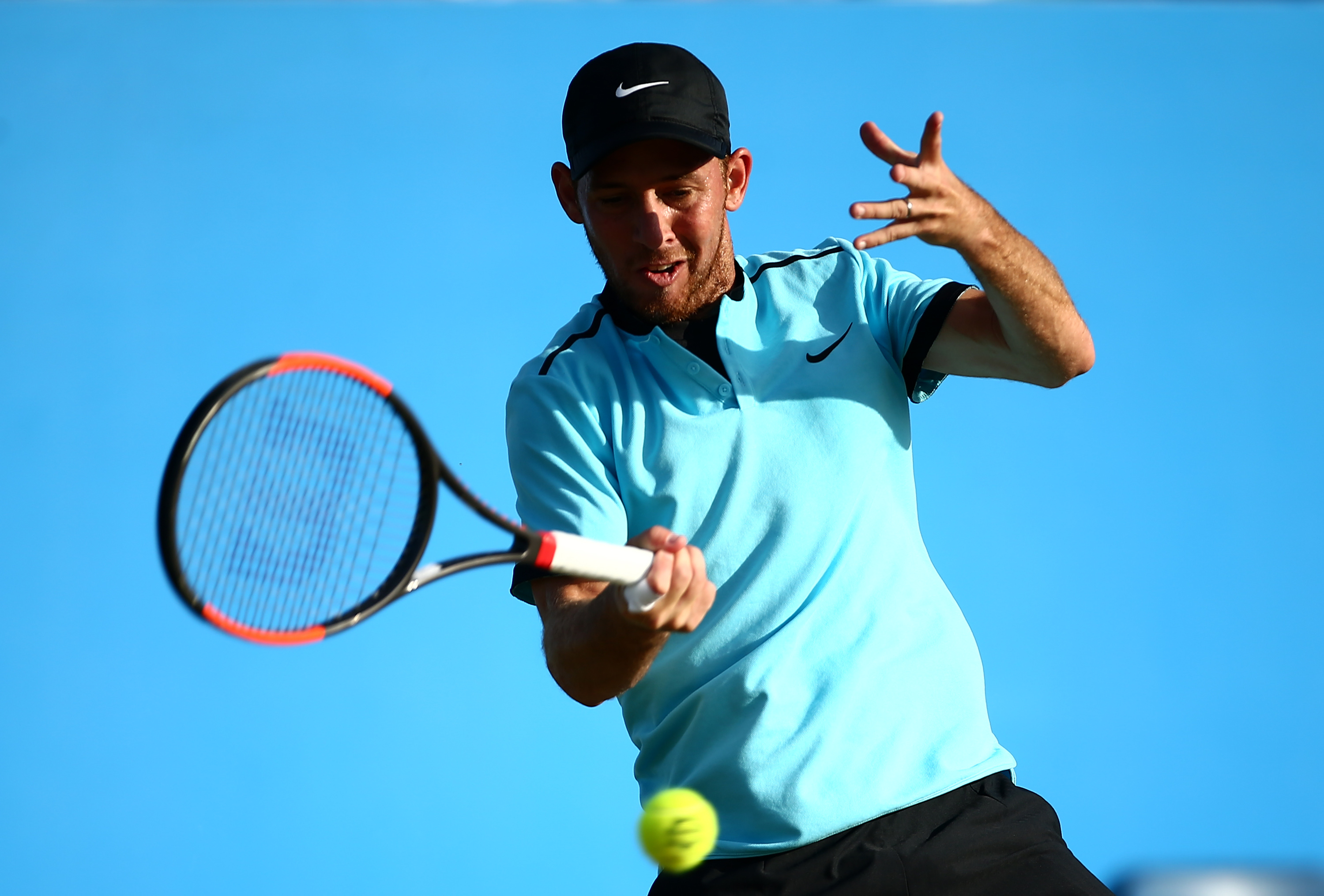 8758fd05a726 The ATP Challenger tournament will take place June 9 – 17 at Nottingham  Tennis Centre alongside the WTA tournament with four of the world s top 25  in the ...