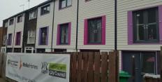 Nottingham's ultra-low energy homes win national innovation award