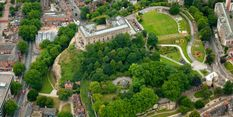 England's vital World Cup match to be screened at Nottingham Castle
