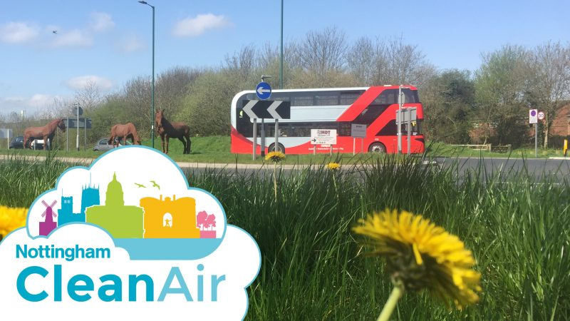 Have your say on plans for cleaner air