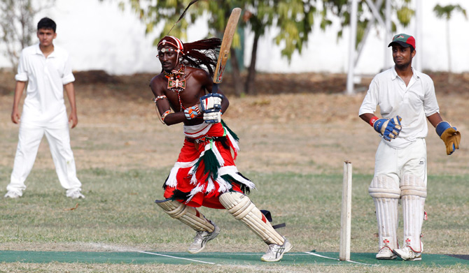Lord Mayor to welcome Maasai Cricket Warriors to Nottingham