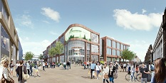Broadmarsh regeneration programme takes a step closer