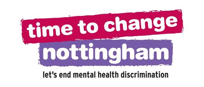 Nottingham City formally launched as Time to Change hub