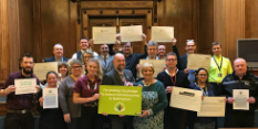 As winter sets in, Nottingham comes together to pledge to tackle homelessness as a city