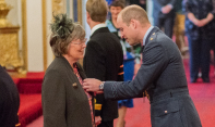 Nottingham community champion receives MBE