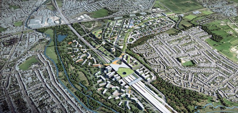 Nottingham leader backs calls for HS2 commitment