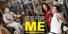 Making exercise more inclusive