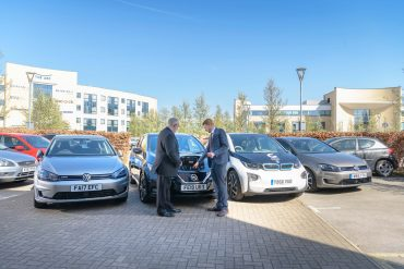 Nottingham businesses invited to 'Electric Vehicle Question Time'