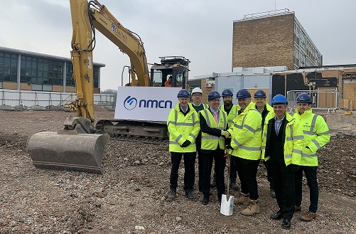 Work starts on £4m secondary school expansion