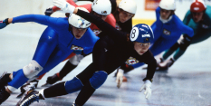 National Ice Centre officially launches new speed skating programme