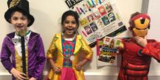 Nottingham celebrates World Book Day in style