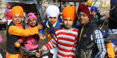An invitation to join Vaisakhi celebrations as the Nottingham Sikh Community parades this weekend