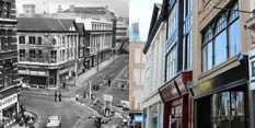 Heritage Scheme celebrates largest combined project to improve shop fronts along city gateway