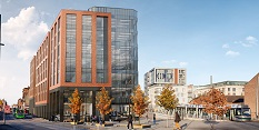 Green light for Grade A office space in Nottingham's Southside