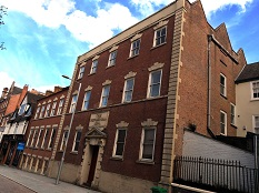 The National Lottery Heritage Fund announces grant of £1.5m to help save a Grade II* listed building in Nottingham