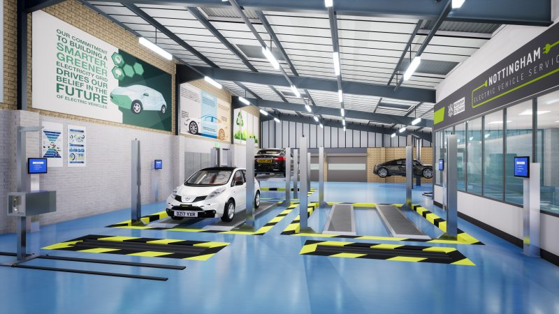 ULEV service centre gets the go ahead