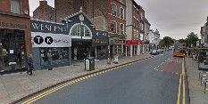 Nottingham shortlisted for Future High Streets funding