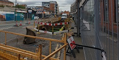 Canal Street to reopen after gas works completed ahead of schedule