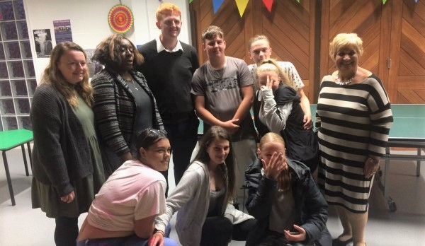 New Youth Wing added to play centre