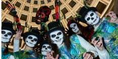 Dare you visit Old Market 'Scare' and Halloween activities across Nottingham?