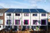 Nottingham's ultra-low energy homes win national award