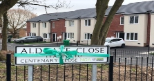 New family homes completed, with a special nod to 100 years of council housing