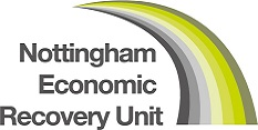 Logo for the Nottingham Economic Recovery Unit