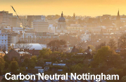 Nottingham's 2028 Carbon Neutral Action Plan is blueprint for a green recovery