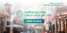Carbon Neutral Nottingham reaches global Wellbeing Cities Award finals