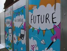 A glimpse into Sneinton Market's creative future