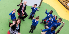 Primary's £1million upgrade boosts school places