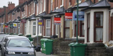 Crackdown on lettings board breaches